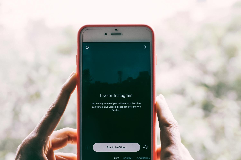 ¿Qué son las insignias en vivo de Instagram Live?